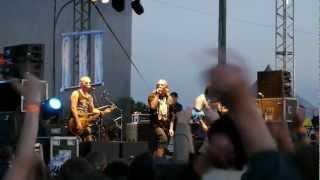 Король и Шут Лесник Don T Crucify Me припев Тюмень 25 08 2012