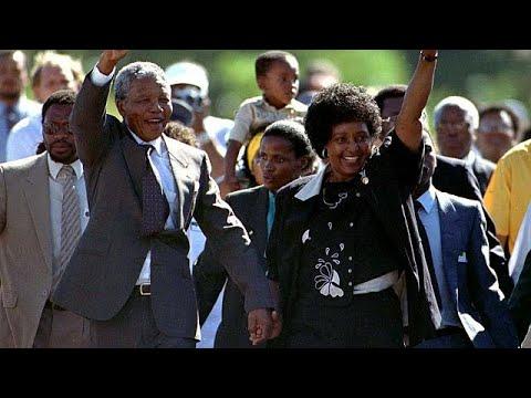 جنوب إفريقيا توّدع -ويني- رفيقة درب مانديلا في النضال ضدّ التمييز العنصري…