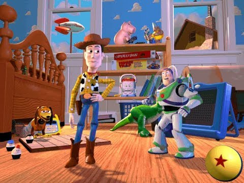 Toy Story  Andy S Room Walkthrough