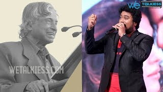 Absolutely rocked it ! - APJ Abdul kalam Sir Voice by Mimicry artist Naveen