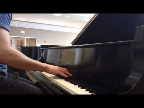 Sum 41- Speak of the Devil (Piano)