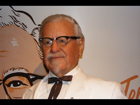THE DEATH OF COL. SANDERS