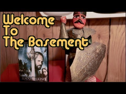 in the name of the king welcome to the basement youtube