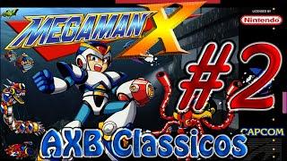 Ep.02 Mandril e Armadillo - Rockman X (PT/BR) - AXB Classicos