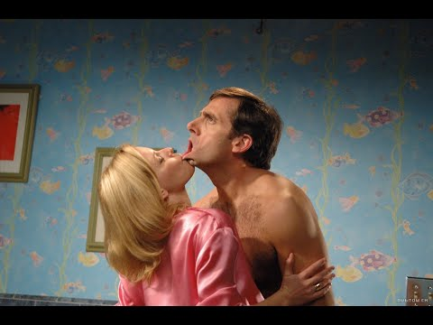 Elizabeth Banks 40 Year Old Virgin Kiss Scene