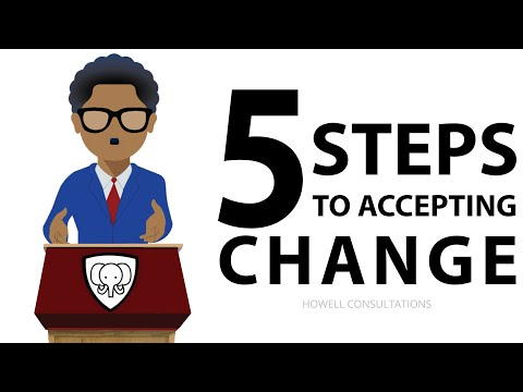 How To Accept & Stop Resisting Change (5 WAYS TO CHANGE YOUR LIFE IN 2020!)