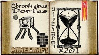 Minecraft Zeit - Chronik Eines Dorfes #201 - Der Geheime Brief [HD/Deutsch/1.4.7]