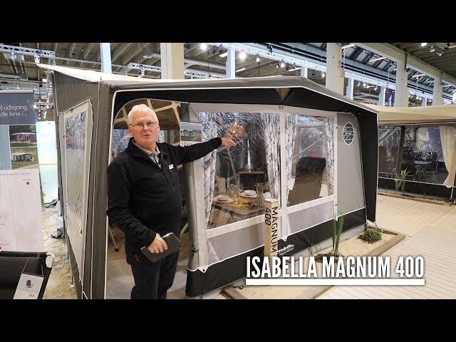 Isabella Magnum 400