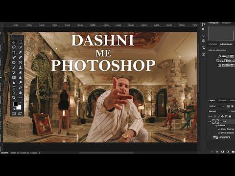Mozzik - Dashni Me Photoshop Prod By Pzy Rzon