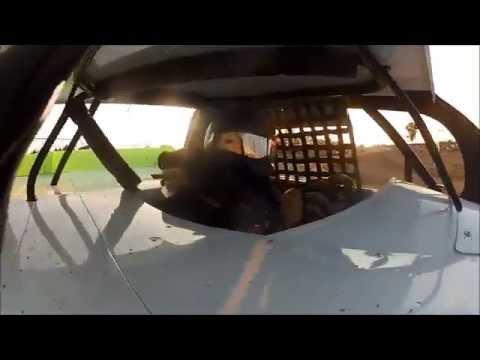 Grayson County Speedway in car Sport Mod #9 Ryan Watkins