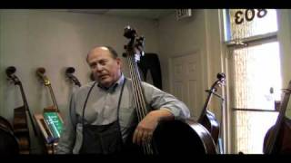Barrie Kolstein Talks About Scott LaFaro's Prescott Bass