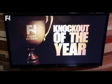 Fight Network's 2016 Knockout of the Year with John Pollock, John Ramdeen & Robin Black