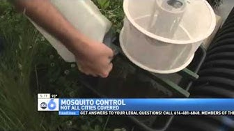 Mosquito Prevention: Not All Ohio Counties, Cities Have Permits to Spray