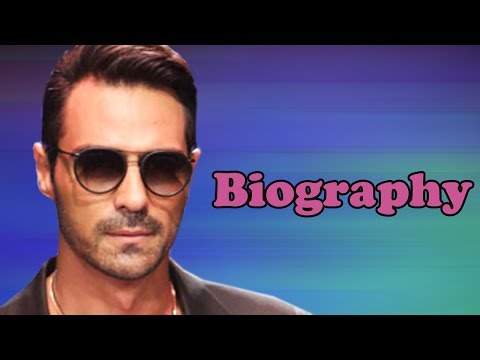 Arjun Rampal - Biography
