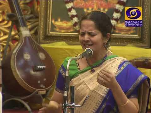 Chembai Sangeetholsavam - 2018 - Vocal - Gayatri Venkataraghavan