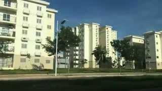Nova Cidade de Kilamba in luanda, angola