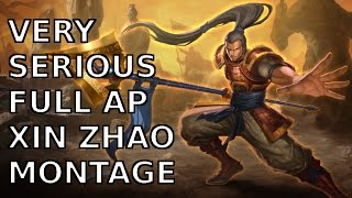 Repeat youtube video VERY SERIOUS FULL AP XIN ZHAO MONTAGE