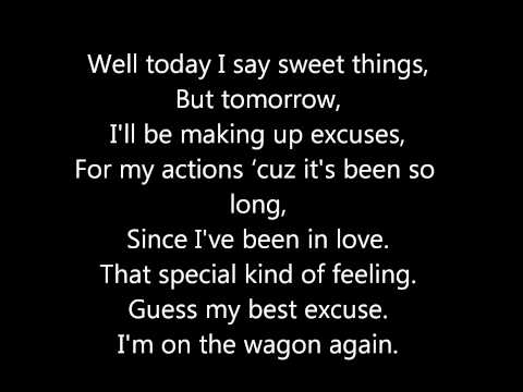 Green Day - On The Wagon Lyrics