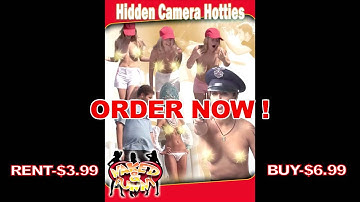 Naked and Funny. Hidden Camera Hotties. Trailer