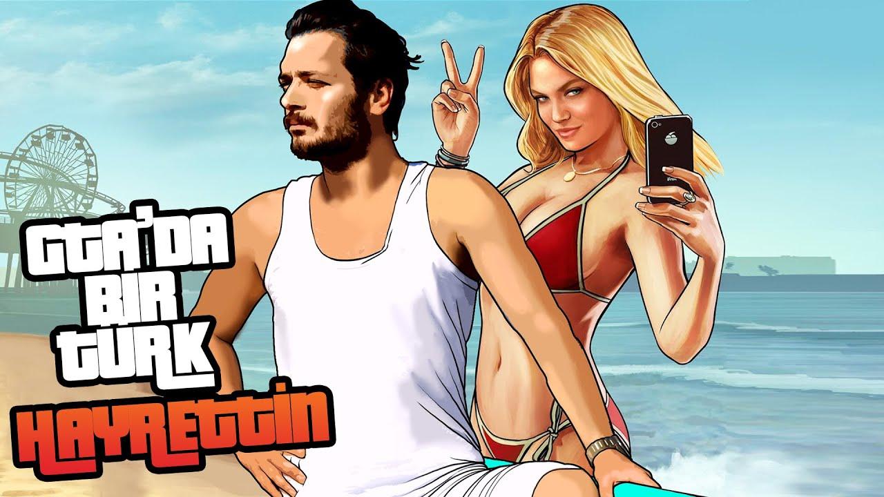 Download GTA'da bir Türk - Hayrettin🇺🇸🇹🇷