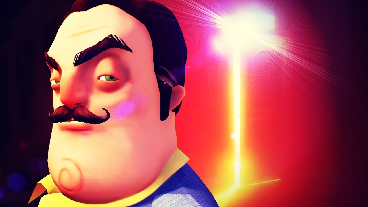THIS HOUSE IS HUGE | Hello Neighbor #8