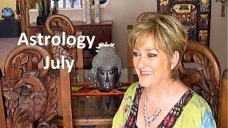 Taurus July 2016 Astrology