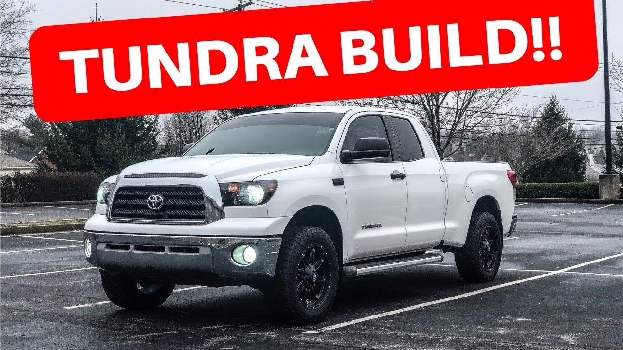 2009 Toyota Tundra Walkaround Future Plans