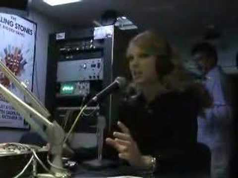 Taylor Swift on Country 105!