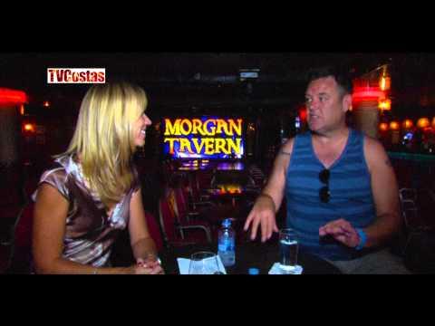 Bradley Cullen - Benidorm Series Interviews - Tony Maudsley