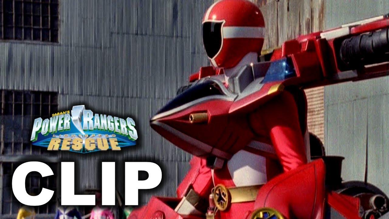 Power Rangers Lightspeed Rescue - Battlizer/Trans Armor ...
