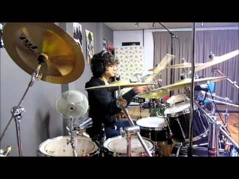 """Somebody to Love"" - Queen - 15 Year Old Drummer"