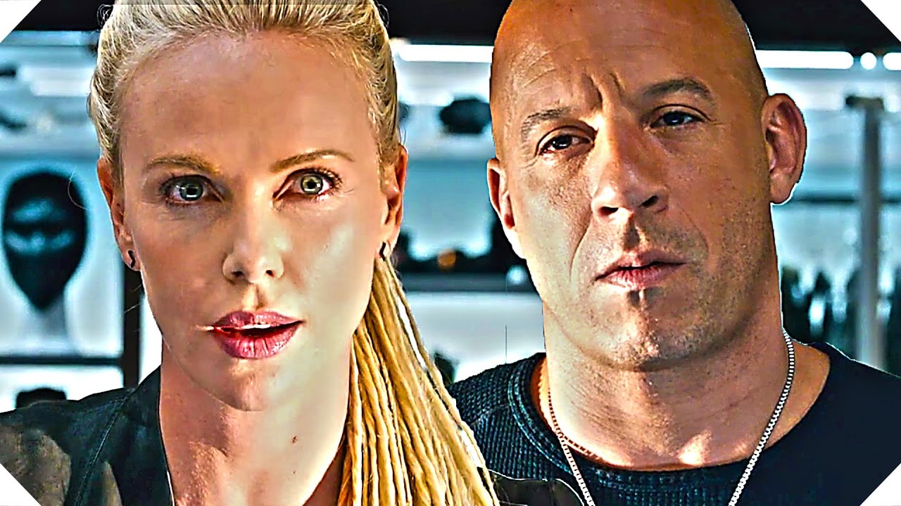 fast and furious 8 cypher vs dom extrait vf vin diesel 2017 youtube. Black Bedroom Furniture Sets. Home Design Ideas