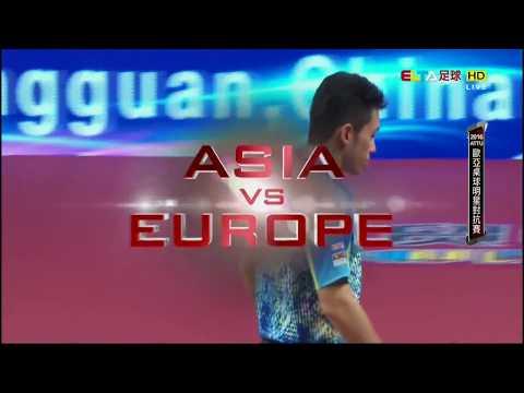 2016 Asia-Europe All-stars Challenge Round 2