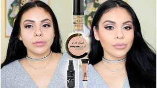L.A. Girl First Impressions: Pro HD Foundation, Pro Corrector + More!