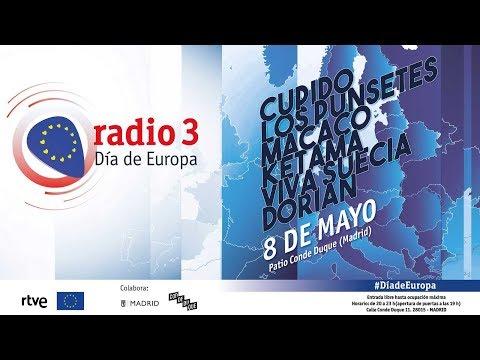 El DÍA DE EUROPA en Radio 3