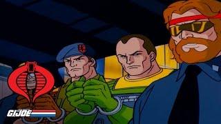 G.I Joe: A Real American Hero - Cobra Police No Chance