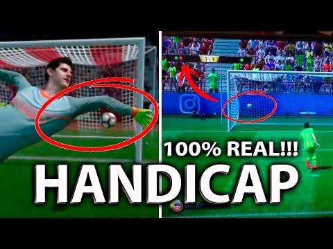 HANDICAP EN FIFA 17 DEMOSTRADO 100% REAL NO FAKE 1 LINK MEGA!!!
