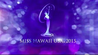 Miss Hawaii USA 2015