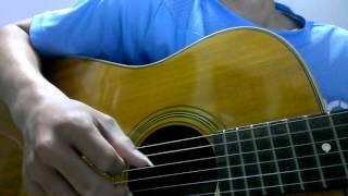 BUỒN ƠI CHÀO MI - Guitar cover