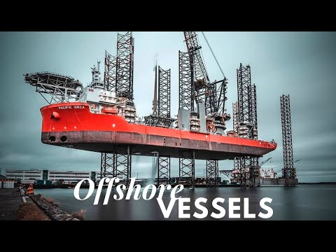 Types Of Offshore Vessels
