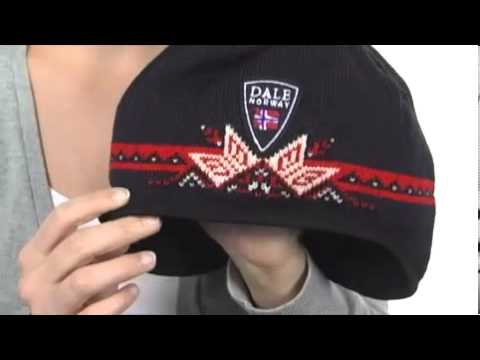 ec5692de387 Dale of Norway Weatherproof Hat SKU     7427972 - YouTube