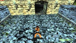 Tomb Raider II - Level 1 - The Great Wall
