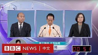 台灣大選2020:總統選舉電視辯論直播- BBC News 中文