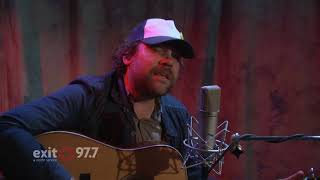 scott hutchison of frightened rabbit i wish i was sober live ext