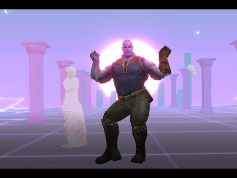 ミ★ Thanos Can Like Get It! // Get It - Pristin V (kpop Mmd)