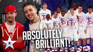 Twist & Pulse return with PHENOMENAL dance troupe! | Unforgettable Audition | Britain's Got Talent