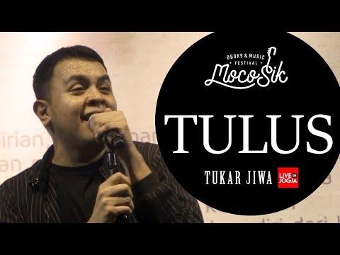 [HD] Tulus - Tukar Jiwa   MocoSik Festival 2018 [FANCAM]