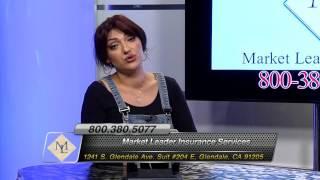 Market Leader Insurance Services / Marianna Babayan and Garik Petrosyan 11 17 16