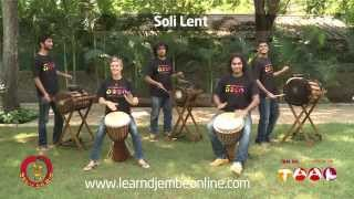 15s of Soli Lent