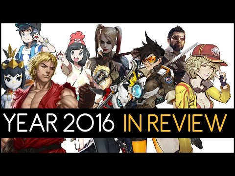 Year 2016 In Review (Gaming)